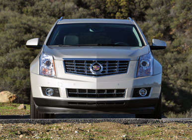 Cadillac on 2013 Cadillac Srx Road Test And Review   Autobytel Com