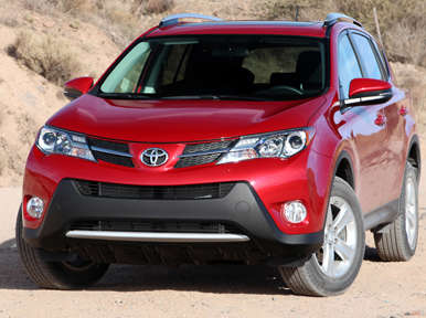 First Drive: 2013 Toyota RAV4