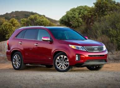 2014 Kia Sorento Gets Google-powered UVO System