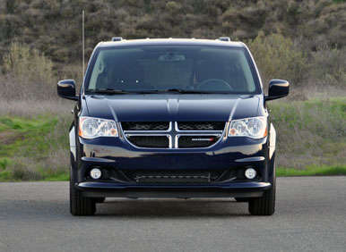 2013 Dodge Grand Caravan Road Test and Review