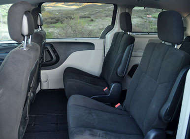 2013 Dodge Grand Caravan Road Test And Review Autobytel Com