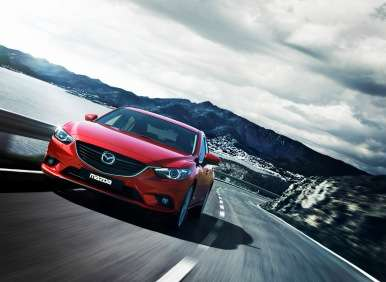 2014 Mazda Mazda6 Priced from $20,880