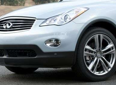 2013 Infiniti EX37 Journey AWD Review: Design