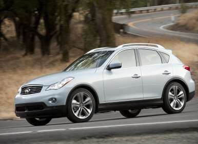 2013 Infiniti EX37 Journey AWD Review: Final Thoughts