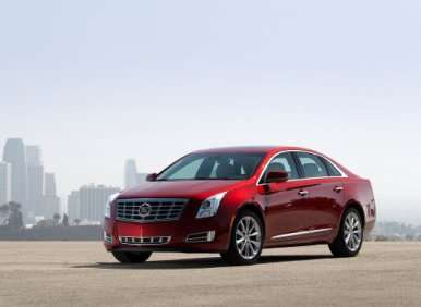 09.  The 2013 Cadillac XTS Is Loaded With Safety Gear