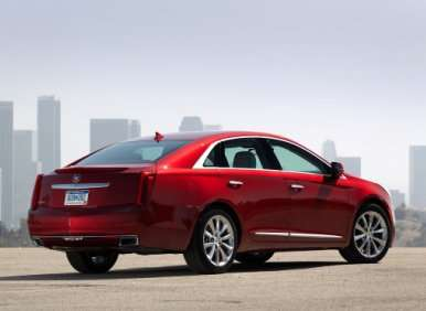 02.  The 2013 Cadillac XTS Replaces Two Older Sedans