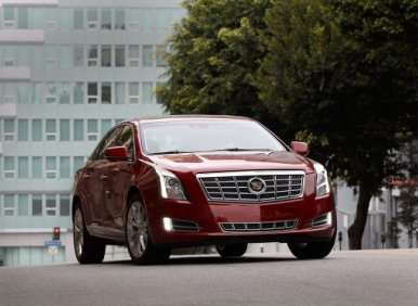 04.  The 2013 Cadillac XTS Offers A Large, Well-Trimmed Interior