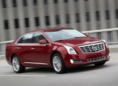 07.  The 2013 Cadillac XTS Comes In Four Trim Levels