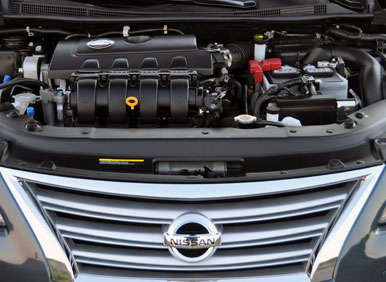 2013 Nissan Sentra Road Test and Review: Engines and Fuel Economy