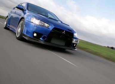 Best Winter Cars - 05 - 2013 Mitsubishi Lancer