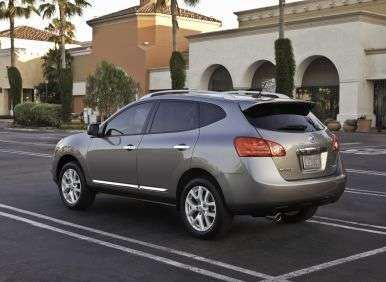 2013 Nissan Rogue S AWD Review: Models and Prices