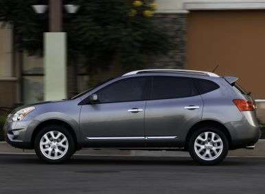 2013 Nissan Rogue S AWD Review: Engines and Fuel Economy