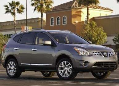 2013 Nissan Rogue S AWD Review: Driving Impressions