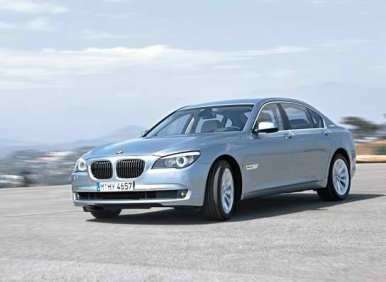 Luxury Hybrid Cars - 03 - 2013 BMW ActiveHybrid 7