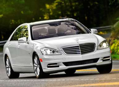 Luxury Hybrid Cars - 06 - 2013 Mercedes-Benz S400 Hybrid