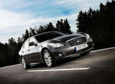 Luxury Hybrid Cars - 02 - 2013 Infiniti M35h