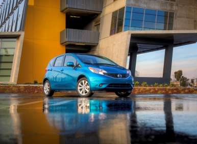 New 2014 Nissan Versa Note: What's Under the Hood