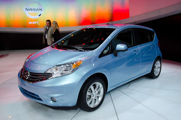 New 2014 Nissan Versa Note: What Autobytel Thinks