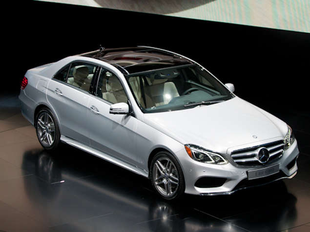 What's New for the 2014 Mercedes-Benz E-Class Sedan & Wagon: