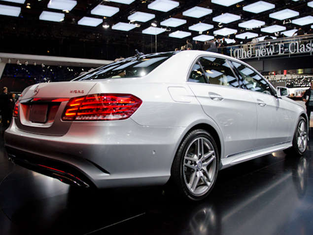New 2014 Mercedes-Benz E-Class Sedan & Wagon: Features and Technology