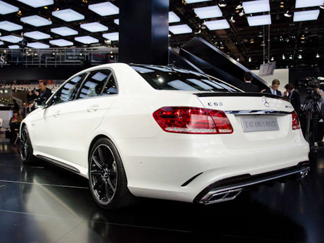 2014 mercedes benz e63 amg now with standard 4matic and for 2014 mercedes benz e class sedan e63 amg 4matic