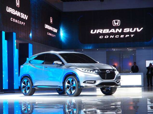 What's New for the Honda Urban SUV Concept:
