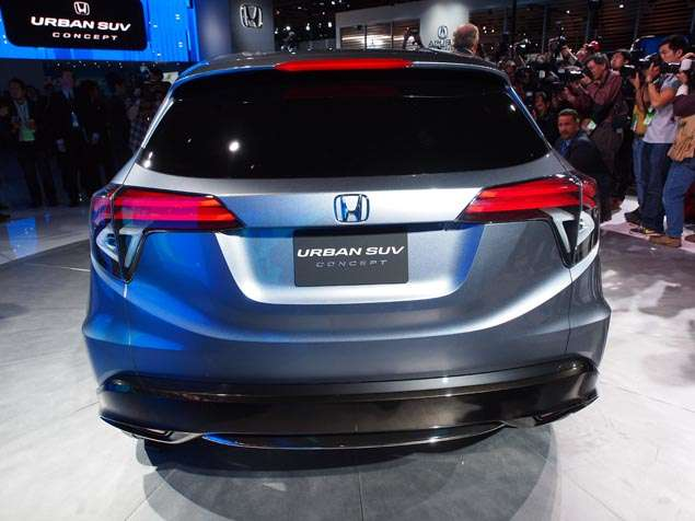 New Honda Urban SUV Concept: Features and Technology