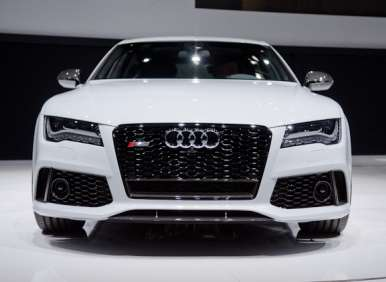 2014 Audi RS7 Preview: Detroit Auto Show