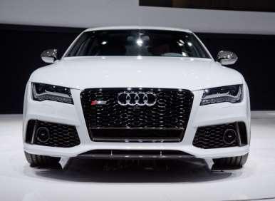 2014 Audi RS7 Preview: Detroit Auto Show
