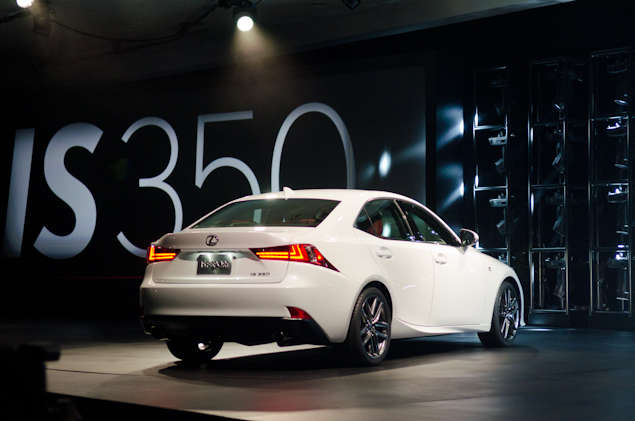 New 2014 Lexus IS: What Autobytel Thinks