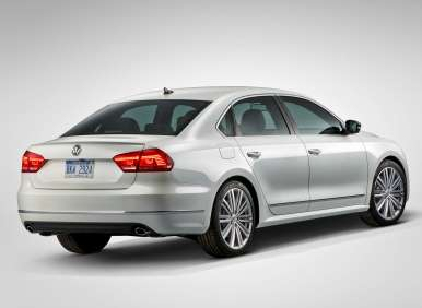 Volkswagen Passat Performance Concept Preview: 2013 Detroit Auto Show