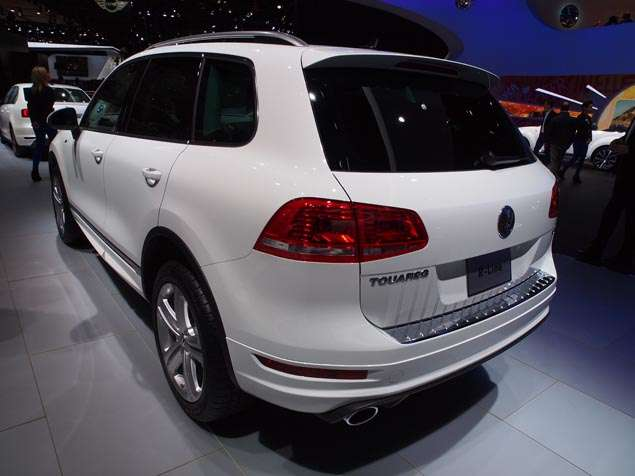 New 2014 Volkswagen Touareg R-Line: What Autobytel Thinks