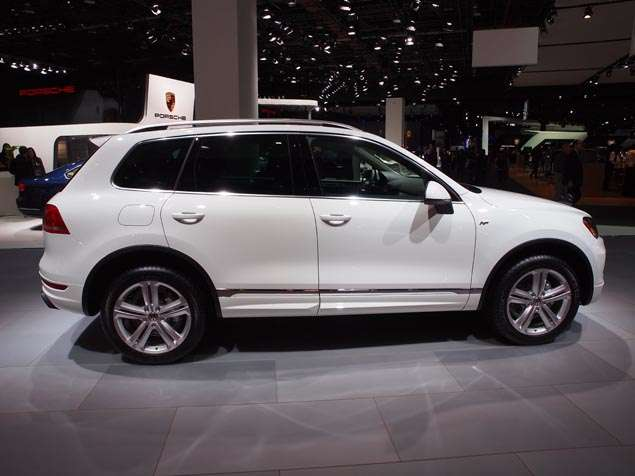 New 2014 Volkswagen Touareg R-Line: Whats Under the Hood