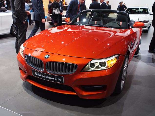 What's New for the 2014 BMW Z4: