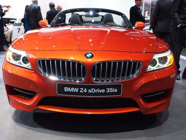 New 2014 BMW Z4: Features and Technology
