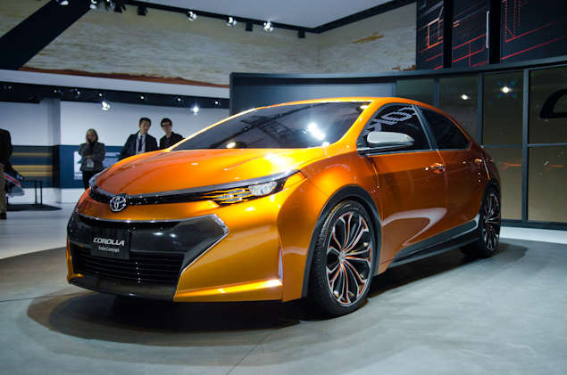 page 1 of 5 why the toyota corolla furia concept matters the toyota