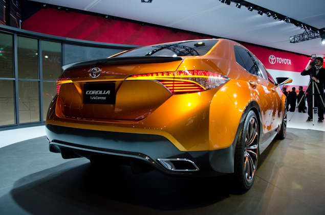 New Toyota Corolla Furia Concept: What Autobytel Thinks
