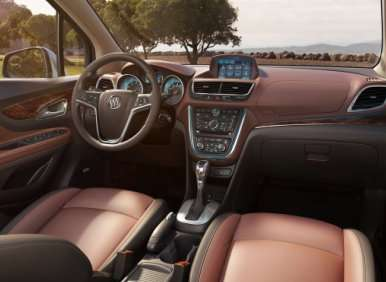 10.  The 2013 Buick Encore Is The Least Expensive Buick Crossover