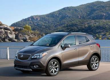 02.  The 2013 Buick Encore Is All New