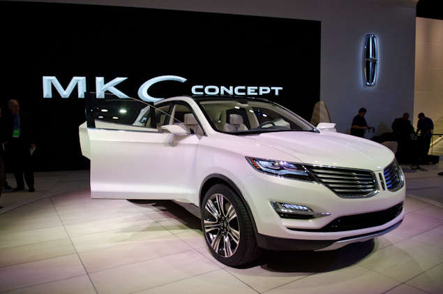 New 2013 Lincoln MKC Concept: Whats under the Hood