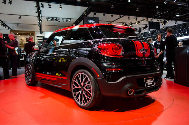 New 2014 MINI John Cooper Works Paceman: What Autobytel Thinks