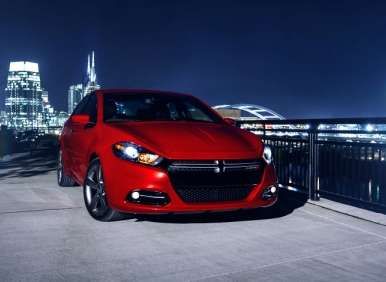 02.  The Dodge Dart Wedding Registry