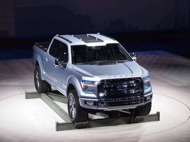 Ford Atlas Concept Preview: Detroit Auto Show