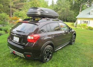 2013 Subaru XV Crosstrek Review: Design