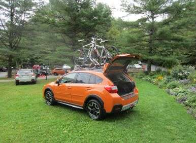 2013 Subaru XV Crosstrek Review: Driving Impressions