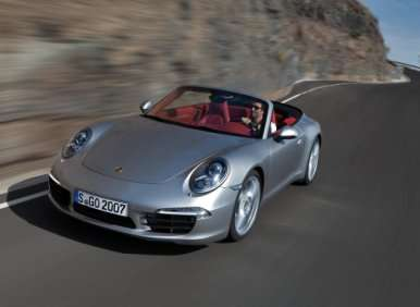 2013 Porsche 911 Carrera S Cabriolet Road Test  &amp; Review