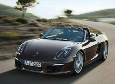 2013 Porsche Boxster Road Test & Review