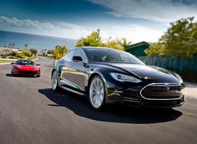 2013 Tesla Model S Performance Package Road Test & Review