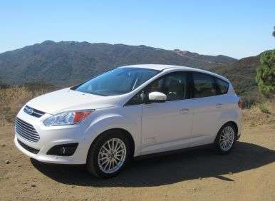 2013 Ford C-Max Hybrid Review: Introduction