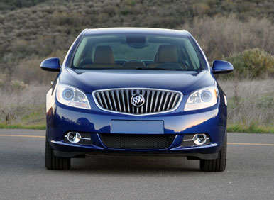 2013 Buick Verano Turbo Road Test and Review